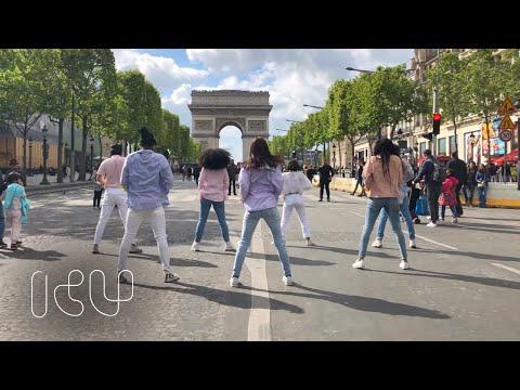 [KPOP IN PUBLIC CHALLENGE PARIS] BTS '방탄소년단' - 'Boy With Luv' (작은 것들을 위한 시) by ICU from FRANCE