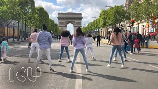 [KPOP IN PUBLIC CHALLENGE PARIS] BTS '방탄소년단' - 'Boy With Luv' (작은 것들을 위한 시) by ICU from FRANCE