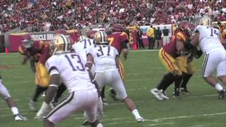 USC vs. Washington 2011 game highlights from the Coliseum