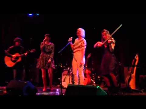 Sophie barker with sia at bootleg theater
