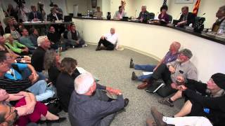 The Sierra Vista Herald - Bisbee City Council Meeting on Civil Union ordinance