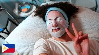 A Spa Day For The Girls, Sis | Philippines Vlog 2