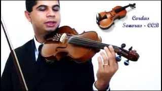 Esta é a nossa 1ª Vídeo Aula de Violino CCB, nesta video aula terem...