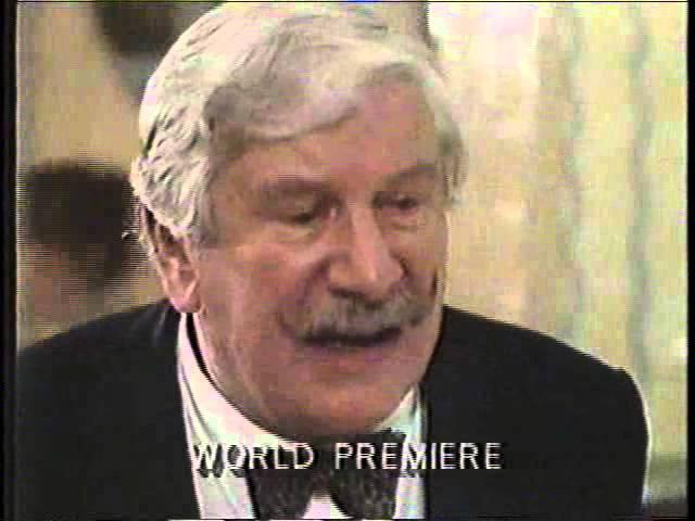 Agatha Christie's Dead Man's Folly 1986 CBS Movie Promo