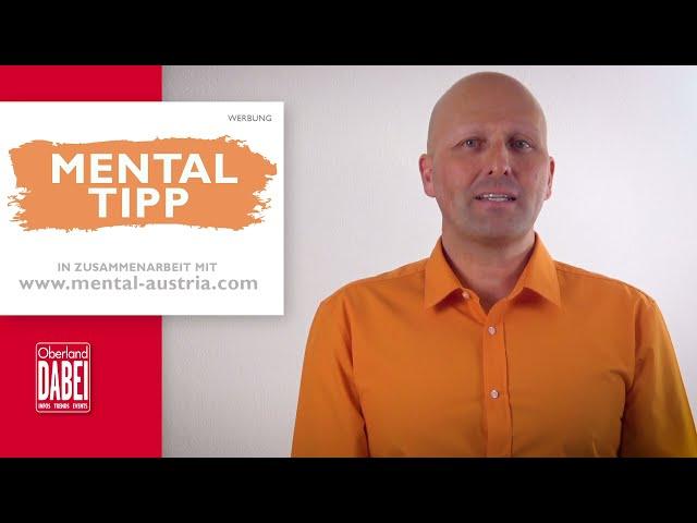 Oberland DABEI Mental-Tipp 14.04.2021