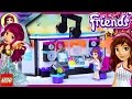 Lego Friends Pop Star Recording Studio Build Review Silly Play - Kids Toys