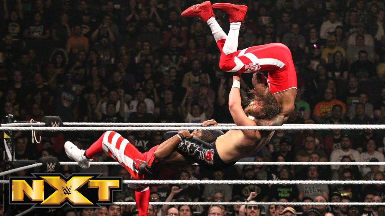 The Street Profits vs. The Forgotten Sons: WWE NXT, Jan. 30, 2019