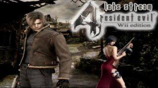 Resident Evil 4 Wii Edition [LIVE] Capitolo 1-1 Uno Strano Villaggio