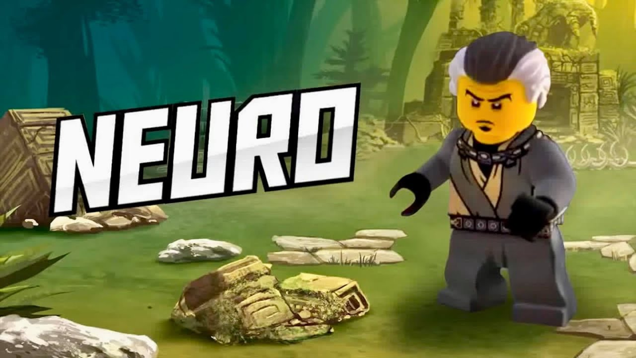 Ninjago 2015 neuro video character hd youtube