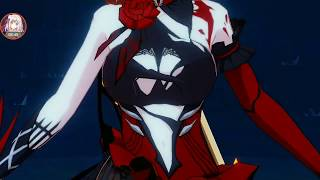 Honkai Impact 3 SEA - Defeat Boss Blood Rose Extra Chapter Xuanyuan 8-2 ( Supreme )