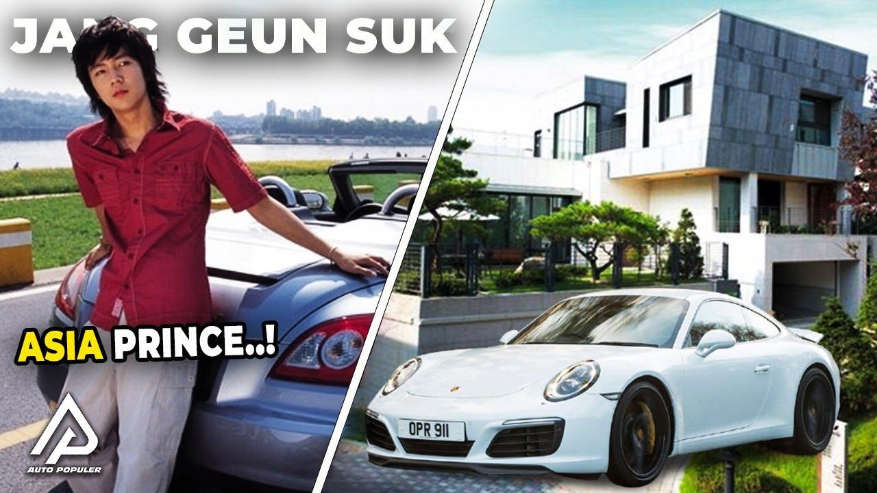 Mega Bintang Asia! Begini Koleksi Kendaraan Mewah dan Kekayaan  Yang Dimiliki Jang Geun Suk