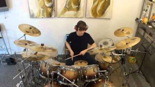 Phil Collins-In The Air Tonight-Serious Hits...Live! Drum Cover