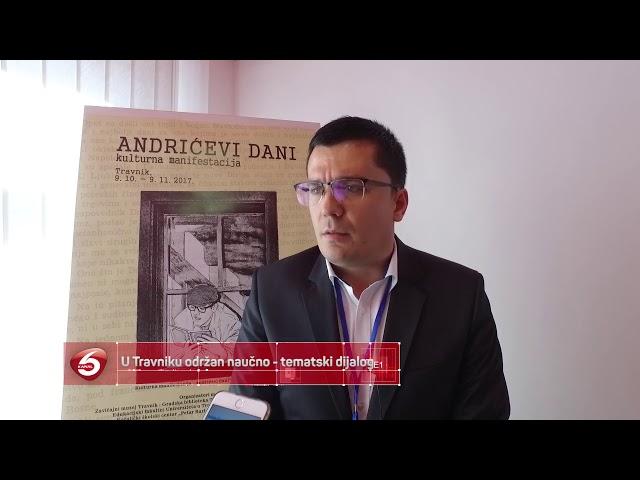 U Travniku održan naučno   tematski dijalog