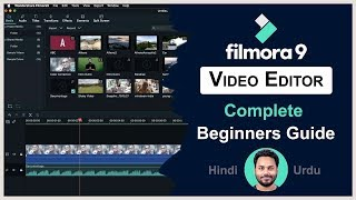 Filmora9 Complete Video Editing Tutorial For Beginners - 2019