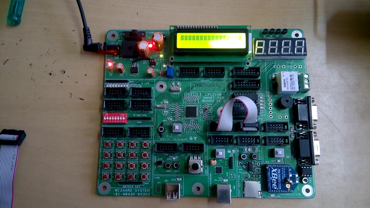 Arm7 Lpc 2148 Devlopment Kit Pulse Width Modulationpwm Modulation 8211 What Is It Experiment Wizaard