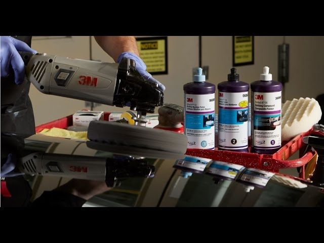 3M™ Paint Finishing with Perfect-It™ EX Platform #1
