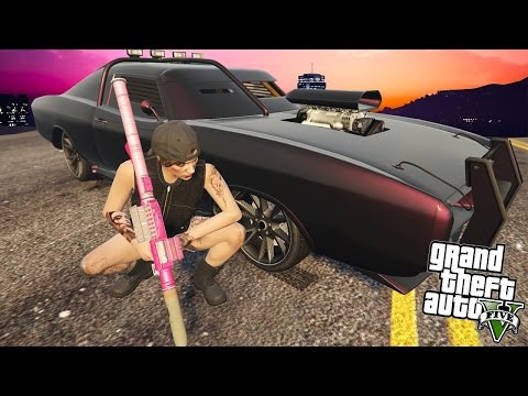 GTA 5 Online - TROLLING WITH THE DUKE 'O' DEATH! (GTA 5 FUNNY MOMENTS)