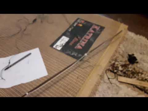 Как сделать косынку для зимней рыбалки из китайской сети