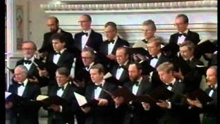 """Mendelssohn Bartholdy Paulus Nr.23 Chor """"Der Erdkreis ist nun des Herrn"""""""