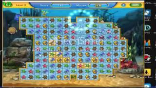 fishdom 2 level 2