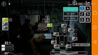 "Ultimate Custom Night Android ""Toy Freddy,Mangle,BB e JJ"""