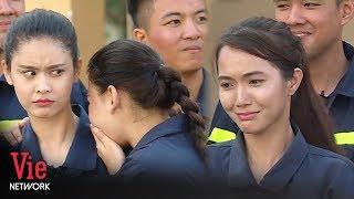 Trương Quỳnh Anh, Jang Mi phì cười vì hành động ảo tưởng sức mạnh này của DJ Oxy   Mỹ Nhân Hành Động