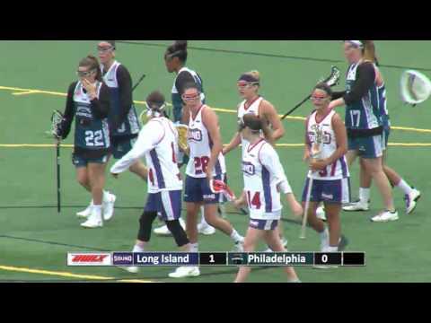 UWLX: Long Island Sound vs Philadelphia Force (June 11)
