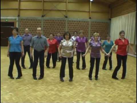 Walk of Life - Country Line Dance