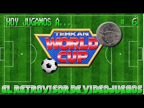 Tehkan World Cup /Arcade / 1 Credit Complete