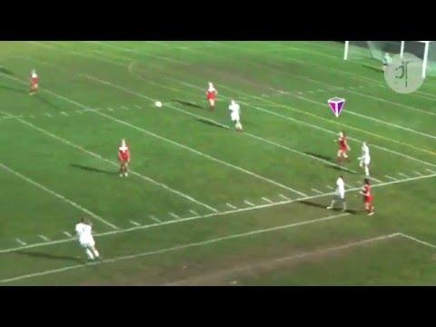 Zara Lindquist Oregon City HS Soccer Highlight Video 2015