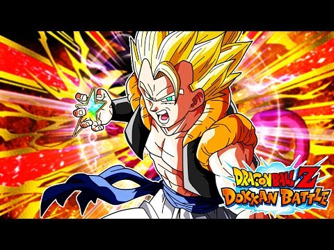 DID THAT SERIOUSLY JUST HAPPEN!? MAX POTENTIAL STR SUPER GOGETA SHOWCASE! DBZ Dokkan Battle