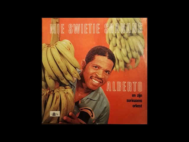 Alberto en zijn Surinaams orkest - Kraboe No Abie Edé