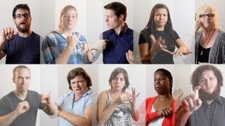Deaf Schools (with audio and captions)