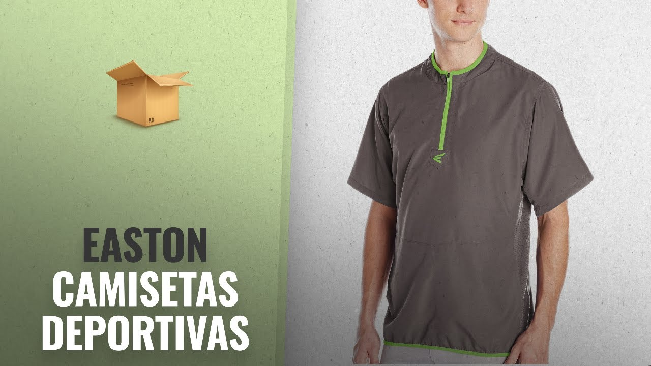 4b39b5af 10 Mejores Ventas De Easton: Easton Men's M5 Short Sleeve Cage ...