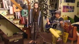Frank and Nancy Sinatra - Something Stupid - Acoustic Cover - Danny McEvoy & Jasmine Thorpe