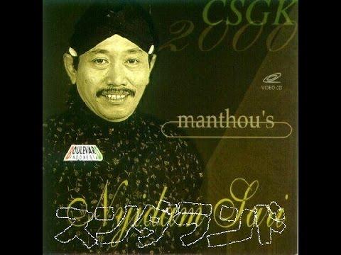 Lirik Lagu Nyidam Sari (Manthous)