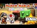 VAMOS POR BOWSER!!!! | Paper Mario Color Splash WiiU | EP FINAL | En Español | 8BitCR
