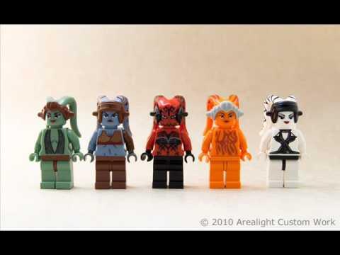 Darth Talon Lego