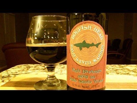 DogFish Head Palo Santo Marron ✪ 2011 Vintage ✪ DJs BrewTube Beer Review #465