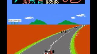 F1 Race (NES) Walkthrough