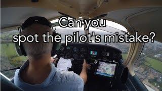 Can you spot the pilot