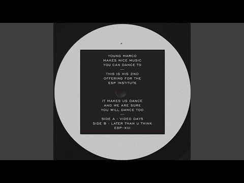 Video Days (Original Mix)