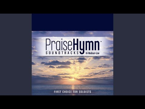 Wounded Hands (High With Background Vocals) () (Performance Track)