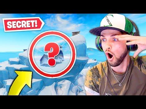 The SECRET *INSIDE* the Fortnite ICEBERG!