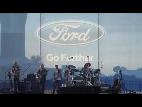 """""""Its All Been Done"""" Barenaked Ladies Live EAA Airventure Oshkosh, WI 7-24-17"""