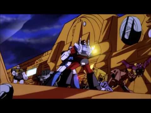 Трансформеры - стальные Титаны анимации 1
