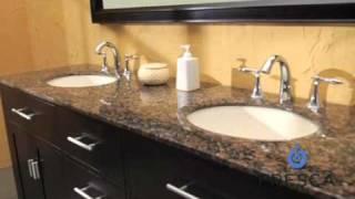 Fresca Hampton Traditional Double Sink Bathroom Vanity - FVN6525