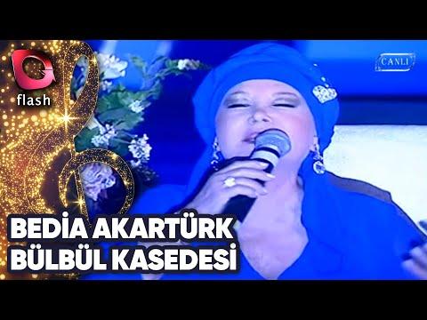 BÜLBÜL KASİDESİ VE MUHTEŞEM YORUMUYLA BEDİA AKARTÜRK   YIL 10.01.2016