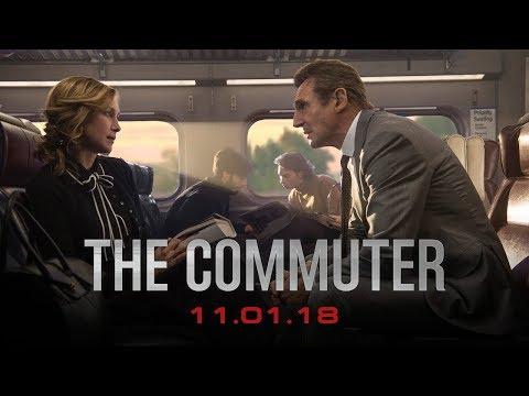 The Commuter นรกใช้มาเกิด - Official Trailer [ ตัวอย่าง ซับไทย ]