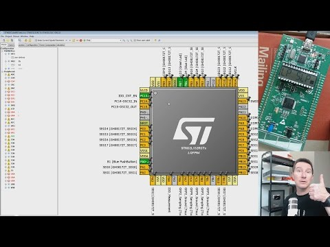 EEVblog #900 - STM32 ARM Development Board